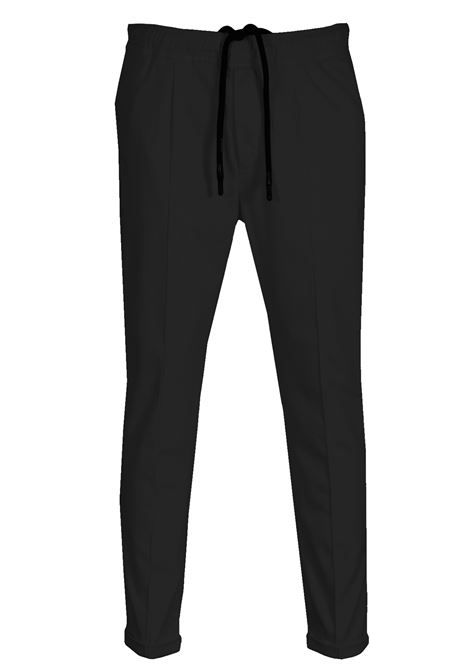 pantalone berry con coulisse nero PMDS | 9 | 4179B620T62002