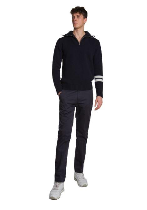 pantalone chino edward gabardina stretch Seafarer | 9 | SMP0005TCS00045090