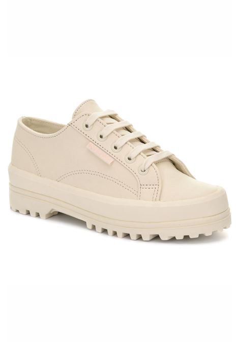 sneakers donna  alpina low nappa SUPERGA | 12 | S111DSWA6D