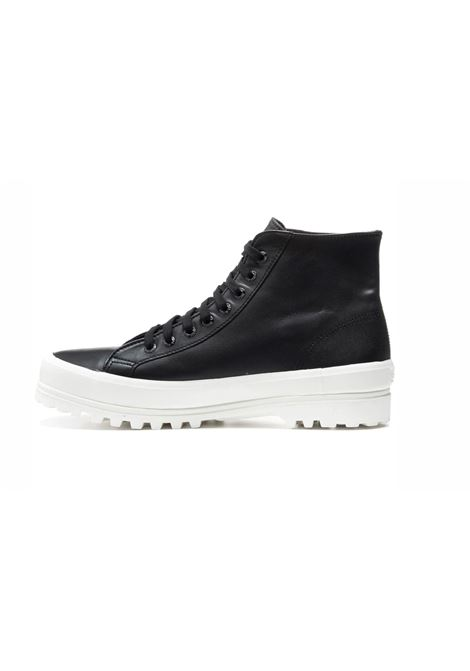 Sneakers Alte in pelle alpina SUPERGA | 12 | S41188WA7T