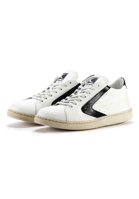 sneakers tournament  classic nappa bianco/nero Valsport | 10000002 | VTNL001M 006011