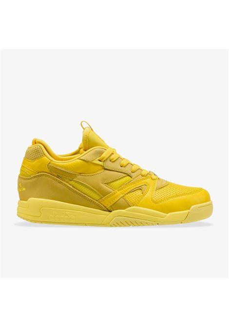 Diadora Sneaker D ELITE PAURA S In Edizione Limitata , mix Pelli Pregiate DIADORA PAURA | 10000002 | 501.17639235014