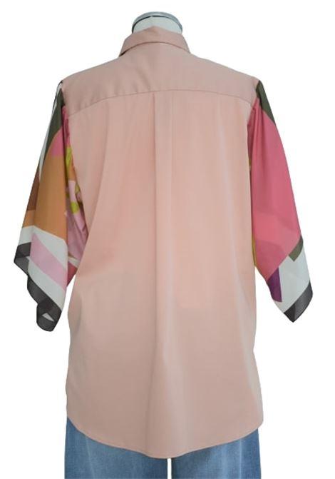 Altea camicia betty manica stampa foulard Altea | 6 | 205460582/R