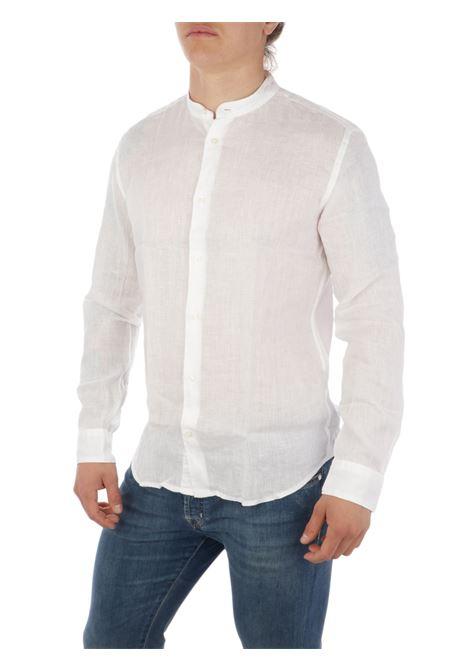 Altea camicia brent lino collo coreana Altea | 6 | 215400429/R