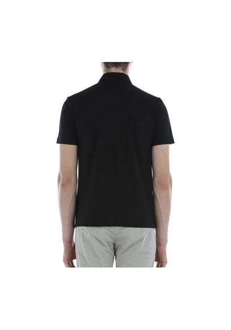 Altea polo smith jersey di Cotone nero Altea | 2 | 215500090/R
