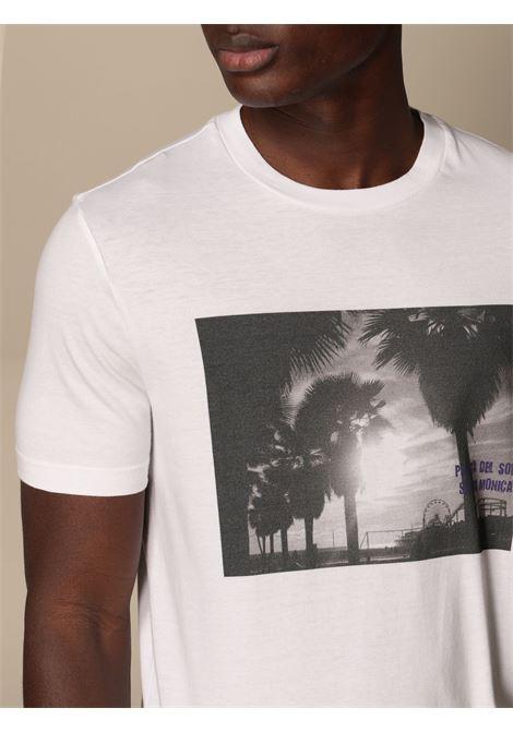 Altea t-shirt lewis stampa paesaggio Altea | 8 | 215522121/R