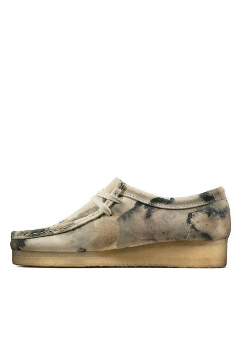 Clarks original  wallabee off white camoflage Clarks | 12 | 261485901