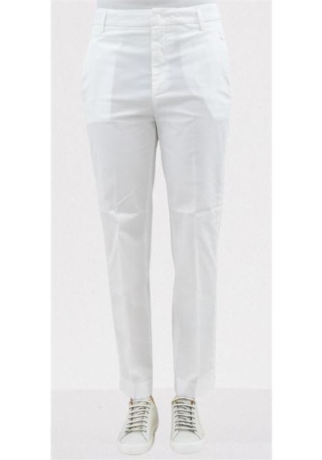 Dondup Pantalone Nima  gabardina Loose Fit DONDUP | 9 | DP576GSE046D000
