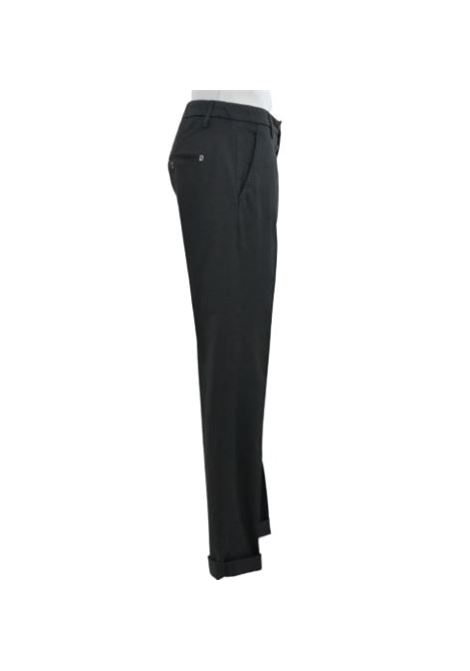 Dondup Pantalone gaubert raso stretch DONDUP | 9 | UP235RSE036U999
