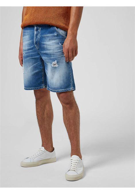 Dondup Bermuda julyan jeans rotture DONDUP | 5 | UP542DF0232UBB4