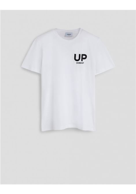 Dondup Dondup T-shirt regular in jersey DONDUP | 8 | US198JF0271UBF4000