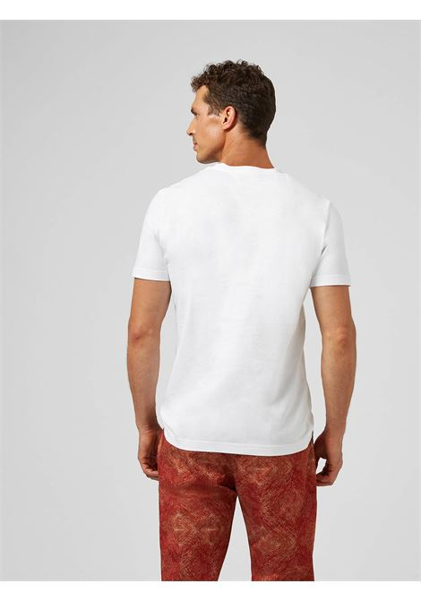 Dondup T-shirt regular in jersey clothing supplier DONDUP | 8 | US198JF0283UBH2000
