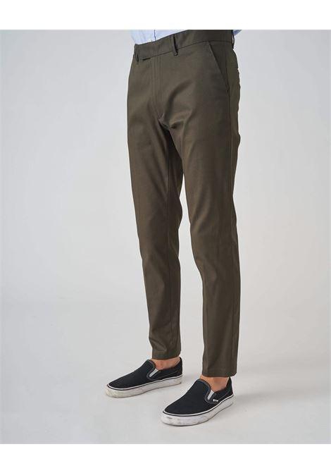 Grifoni Pantalone chino skinny Blue medio Grifoni | 9 | GI140010/26582