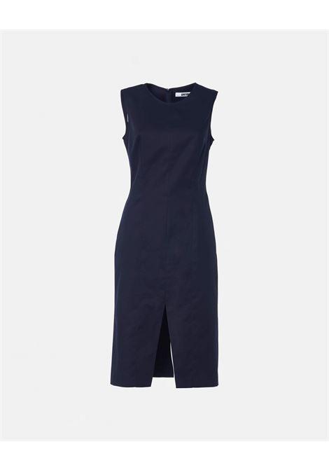 Grifoni abito con spacco centrale Grifoni | 11 | GI270050/29003