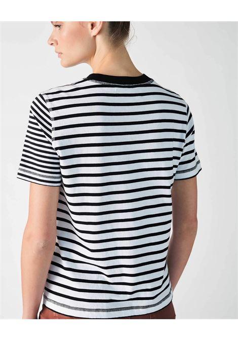 Grifoni T-shirt girocollo righe Grifoni | 8 | GI280001/57P2001