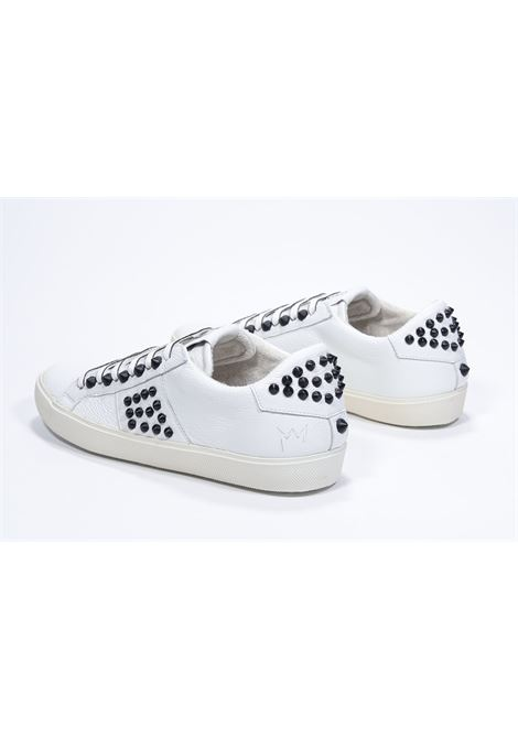 Leather Crown sneakers pelle bianca Studlight proprio LEATHER CROWN | 12 | LC148201331