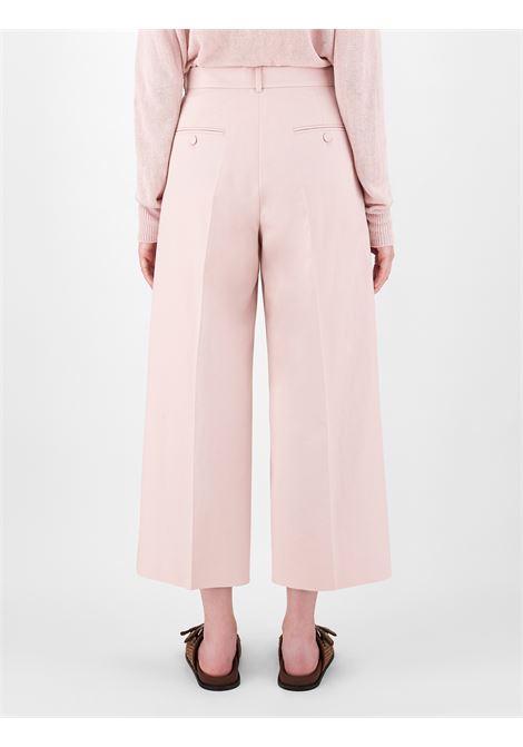 Weekend Max Mara pantalone Modello  svezia in cotone e lino MAX MARA WEEKEND | 9 | 51310211600004