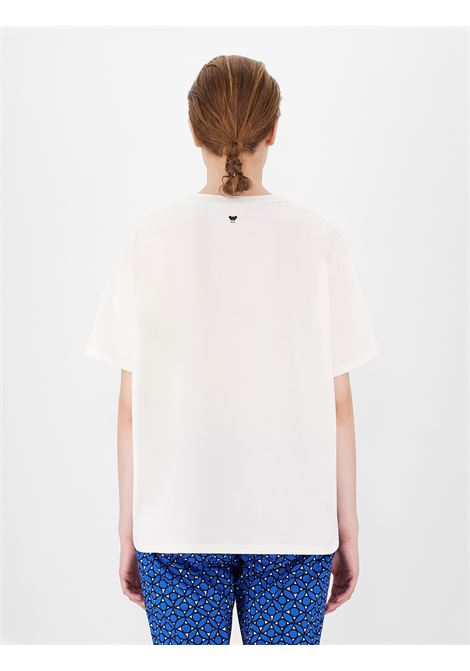 Weekend Max Mara  t-shirt in  crepe de chine di seta MAX MARA WEEKEND | 8 | 59410911600005