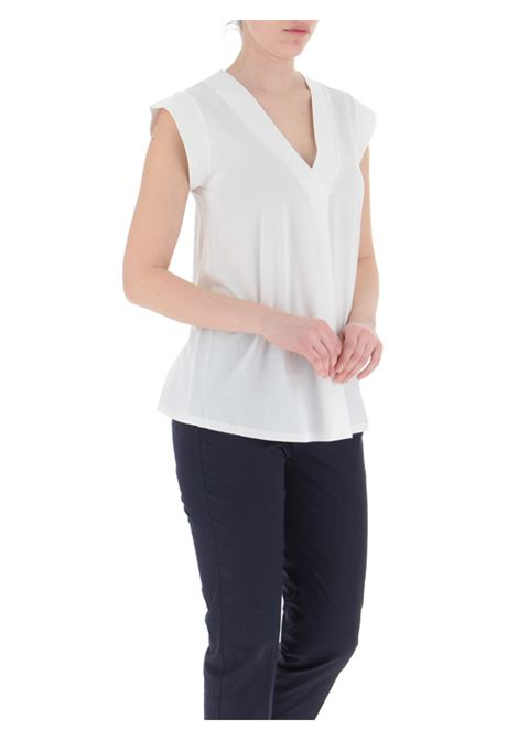 Weekend Max mara multic top in jersey di cotone MAX MARA WEEKEND | 8 | 59411511600009