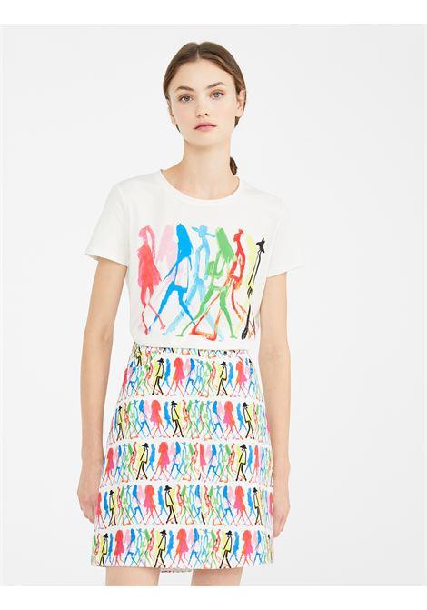 Weekend Max Mara T-shirt Flutterflies MAX MARA WEEKEND | 8 | 59710111600008