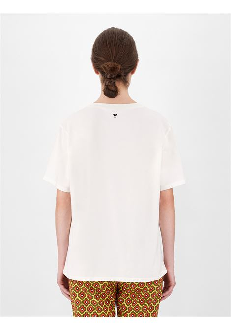 Weekend Max Mara T-shirt in jersey di cotone MAX MARA WEEKEND | 8 | 59710211600009