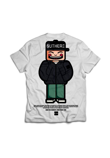 Outhere T-shirt mezza manica stampata Toy Outhere | 8 | 1386411