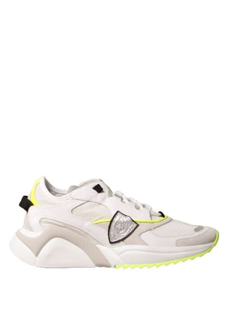 Philippe Model Eze Low Neon Jaune Philippe Model | 10000002 | EZLWF051