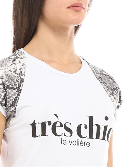 Le Volier | T-shirt | WW19TO61PY01