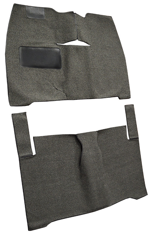 1953-1954 Chevrolet Bel Air 2 Door Sedan Loop Factory Fit Carpet