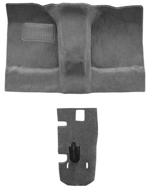 1986-1995 Suzuki Samurai with Console Cover Cutpile Factory Fit Carpet