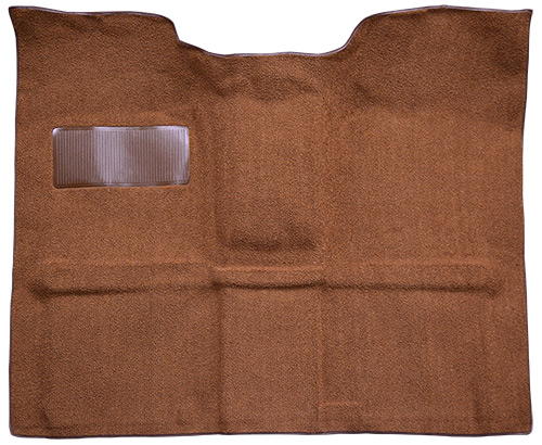 1967-1972 Chevrolet C20 Pickup Reg Cab 4 Speed Loop Factory Fit Carpet