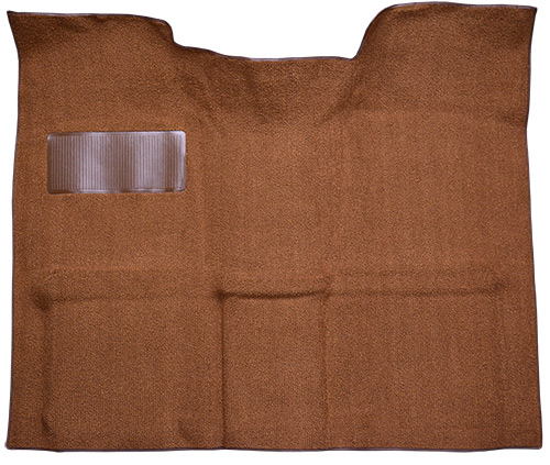 1967-1972 Chevrolet C10 Pickup Reg Cab 2WD Low Tunnel Loop Factory Fit Carpet