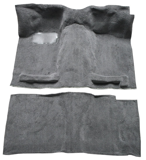 1987-1994 Nissan D21 Reg Cab Cutpile Factory Fit Carpet
