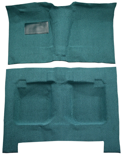 1959 Buick Electra Replacement Carpet Complete Molded