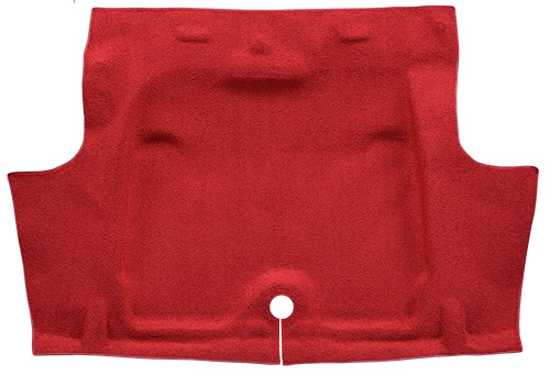 1967-1968 Chevrolet Camaro Trunk Area Molded Loop Factory Fit Carpet (Coupe)