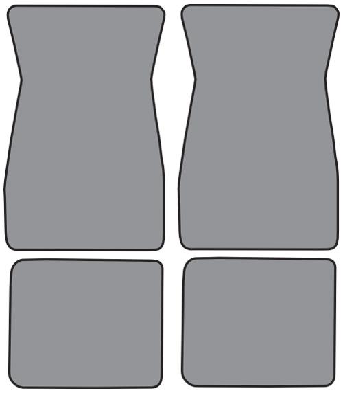 factory fit floor  u0026 trunk mats