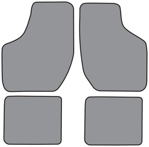 1995-1999 Chevrolet Monte Carlo Cutpile 4pc Factory Fit Floor Mats