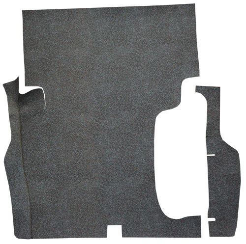 1957 Pontiac Chieftain Burtex 2pc Factory Fit Trunk Mats