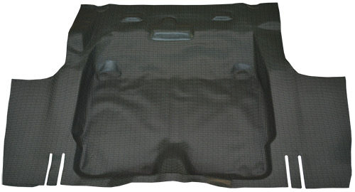 1969 Chevrolet Camaro Vinyl Factory Fit Trunk Mat