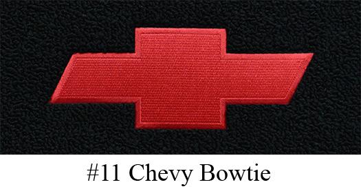 1961-1964 Chevy Biscayne Floor Mats - 4pc - Loop