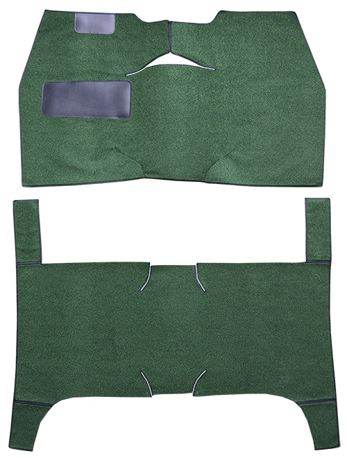 1949-1952 Chevy Styleline Deluxe Carpet Replacement - Loop - Complete | Fits: 4DR, Sedan, Bench Seat