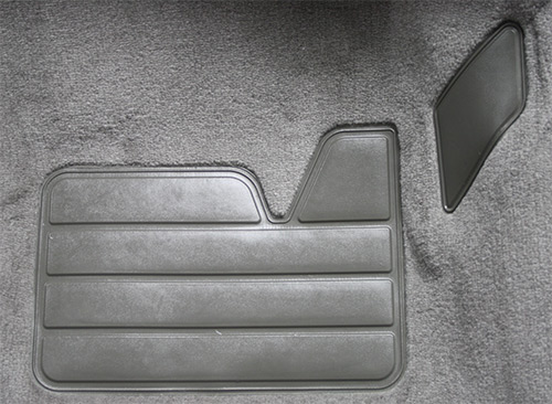 1988 1996 Chevy K1500 Carpet Replacement Cutpile Complete Fits Extended Cab Factory Interiors