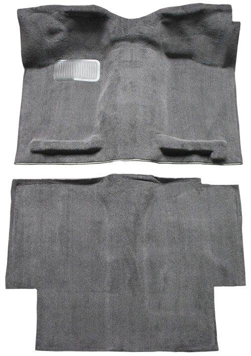 1987-1994 Nissan D21 Carpet Replacement - Cutpile - Complete | Fits: Extended Cab