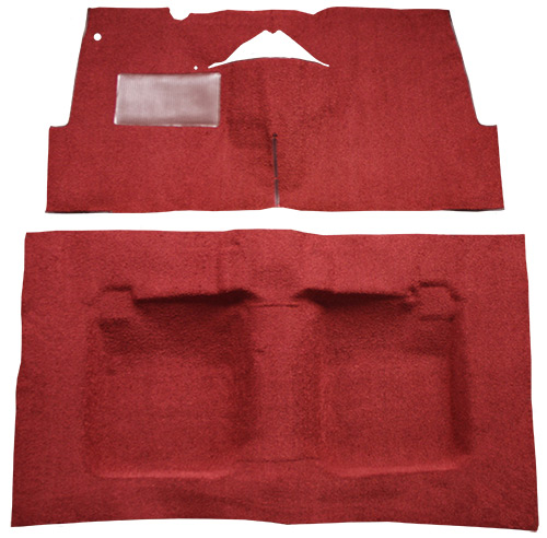 1959-1960 Buick Electra Carpet Replacement - Tuxedo - Complete | Fits: 2DR, Hardtop