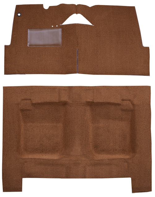 1959-1960 Oldsmobile 98 Carpet Replacement - Loop - Complete | Fits: 4DR, Sedan