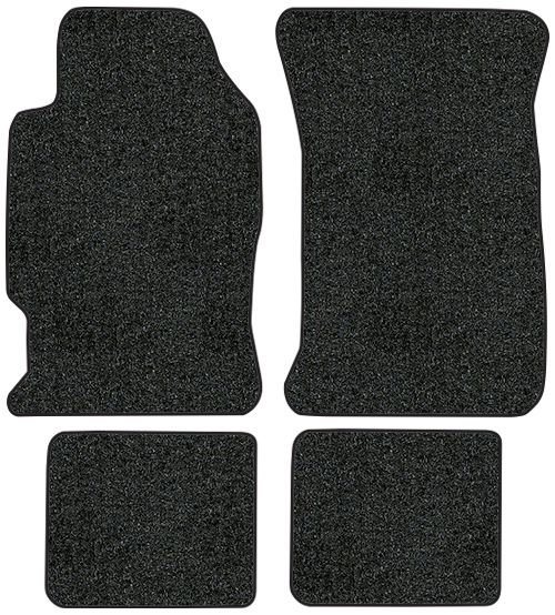 1986 1990 Acura Legend Floor Mats 4pc Cutpile