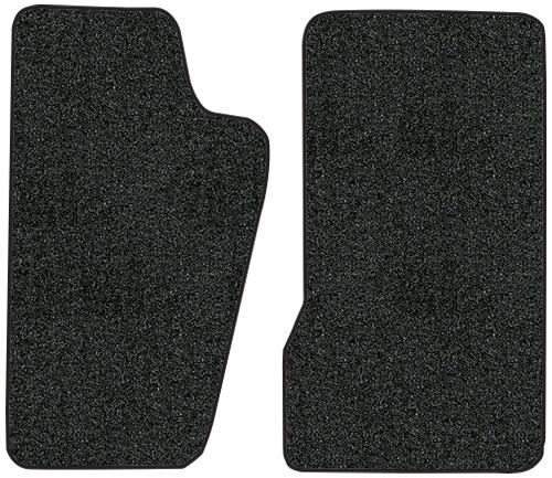 Regular Cab 8295-Medium Doeskin Plush Cut Pile ACC Replacement Carpet Kit for 1986 to 1992 Jeep Comanche Truck