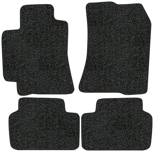 Lexus Rx350 Floor Mats: 2001-2003 Lexus IS300 Floor Mats - 4pc - Cutpile
