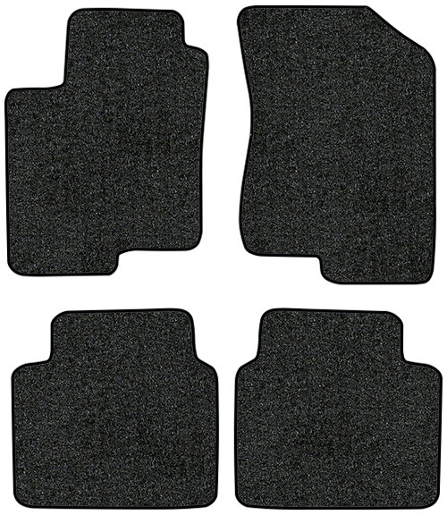 2006 2010 Kia Optima Floor Mats 4pc Cutpile Fits Mg