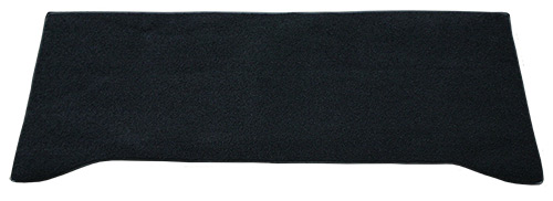 1960-1966 Chevy C10 Pickup Rear Cab Wall Carpet Replacement - Loop | Fits: Rear Cab